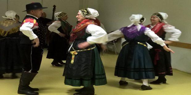 Folklorna dejavnost